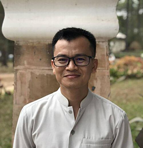 Dr. Khieng Sothy