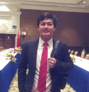 Mr. Thong Mengdavid